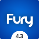 Fury - Angular 4 Material Design Admin Template
