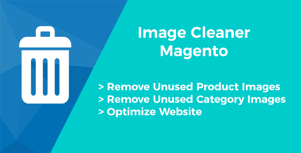 Remove unused images magento