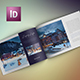 Ski Resort Hotel Landscape Brochure - GraphicRiver Item for Sale