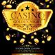 Casino Golden Night Flyer