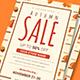 Autumn Sale Flyer - GraphicRiver Item for Sale