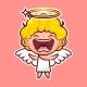 Sticker Emoji Emoticon, Emotion Joy, Shouting