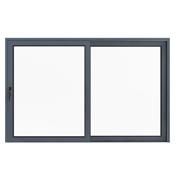Metal Window (235 x 370 cm) - 3DOcean Item for Sale