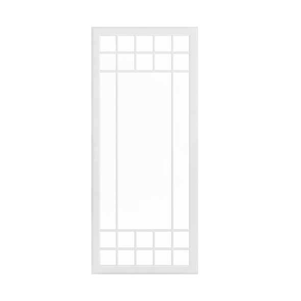 White Window (214.5 x 92.5 cm) - 3DOcean Item for Sale