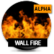 Wall of Fire  - Start to Finish - VideoHive Item for Sale