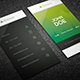 Vertical Creative Business Card