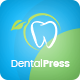 DentalPress - Medical Dentist Theme