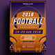 Football Championship Flyer - GraphicRiver Item for Sale
