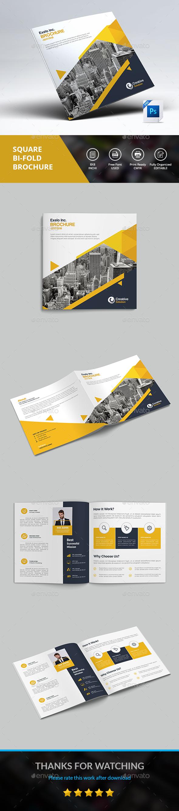 GraphicRiver Brochure 20624715