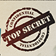 Top Secret Document Template - GraphicRiver Item for Sale