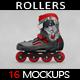 Roller MockUp