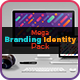 Colorful Mega Branding Identity