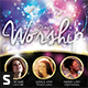 Ultimate Worship CD Album Artwork - GraphicRiver Item for Sale
