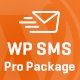 WP SMS Professional Package