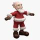 Santa (RIGGED T-POSE)