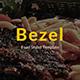 Bezel Food Powerpoint Template