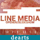 Line Media Opener - VideoHive Item for Sale