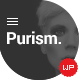 Purism - WordPress Blog Theme