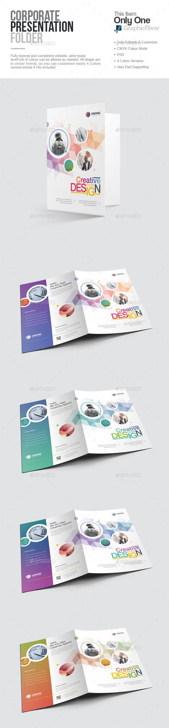 GraphicRiver Presentation Folder 20626478
