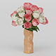 Vray Ready Flower Pot