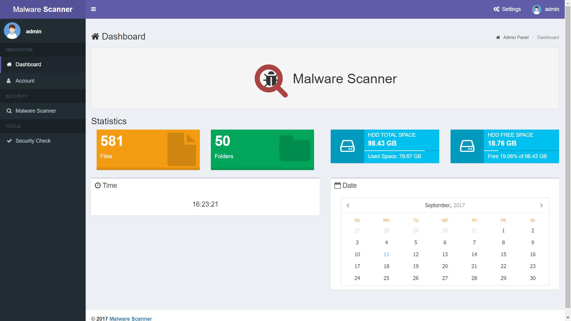 Malware Scanner Online [SRC] 3
