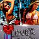 Lover Paradise/Valentine Music Dance Party Flyer - GraphicRiver Item for Sale
