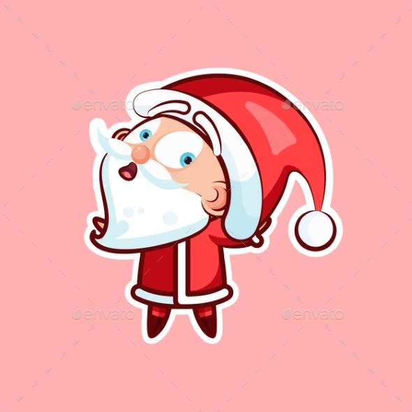 Sticker Emoji Emoticon, Emotion What Happens, Hey - Christmas Seasons/Holidays