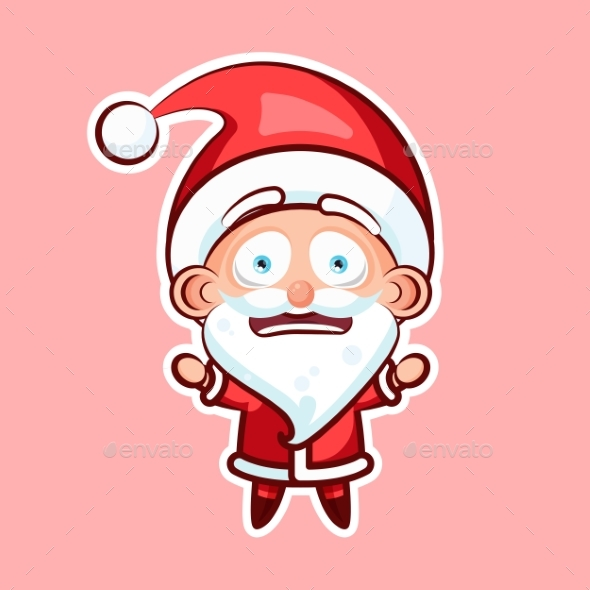 Sticker Emoji Emoticon, Emotion Depression - Christmas Seasons/Holidays
