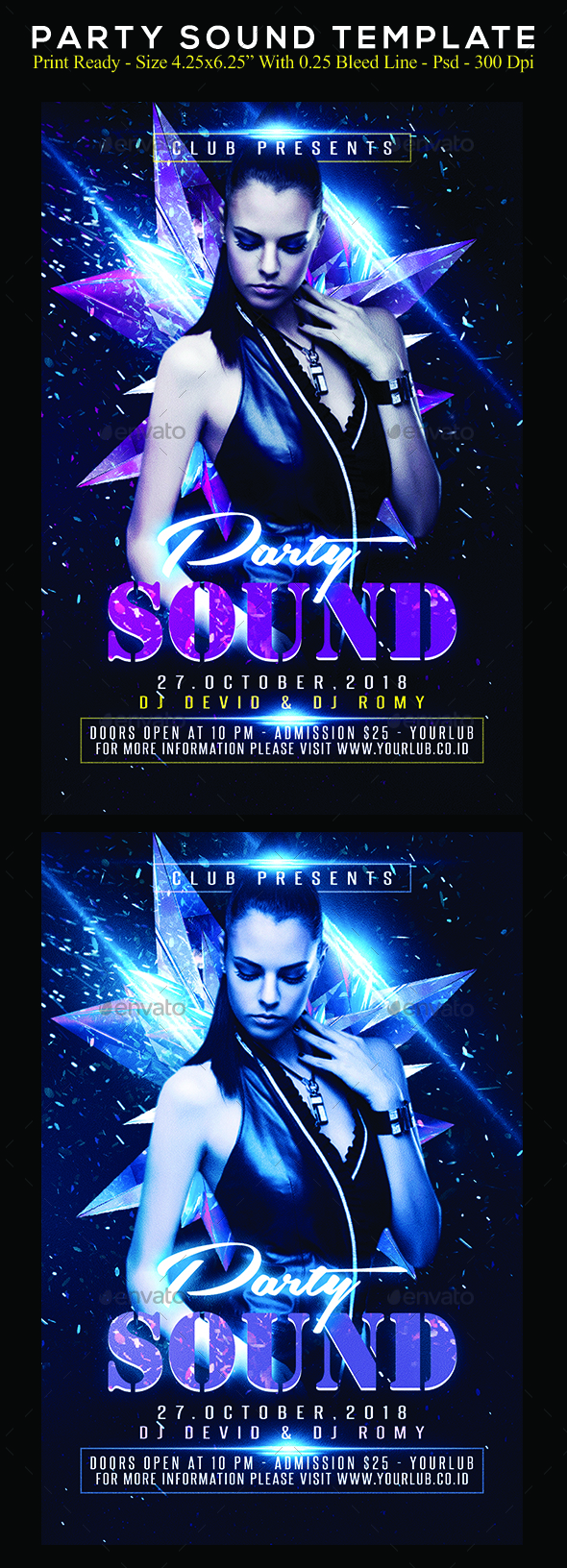 Party Sound - Clubs & Parties Events