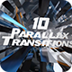 10 Quick Parallax Transitions - VideoHive Item for Sale