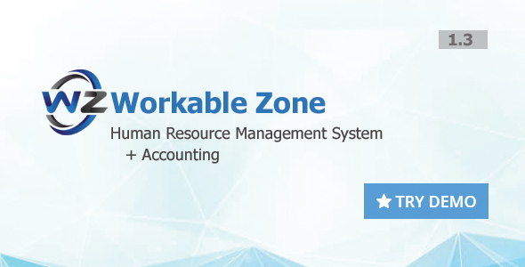 HRM - Workable Zone - CodeCanyon Item for Sale