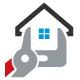 House Construction Renovation Logo - GraphicRiver Item for Sale