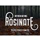 Rosinate