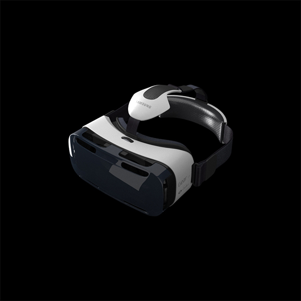 Samsung Gear VR - 3DOcean Item for Sale
