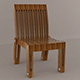 Chair from Wood