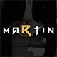 Martin - Creative Portfolio One Page - ThemeForest Item for Sale