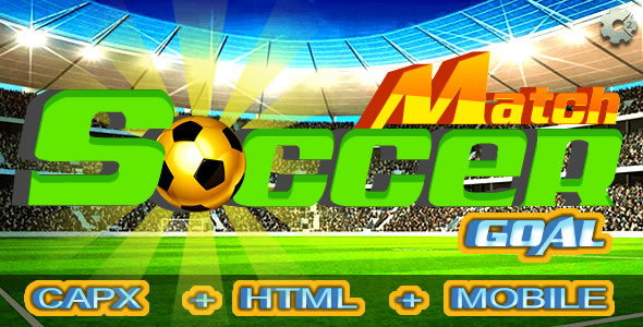 CodeCanyon Soccer Match HTML CAPX 20629562