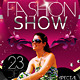 Fashion Show Flyer - V1  - GraphicRiver Item for Sale