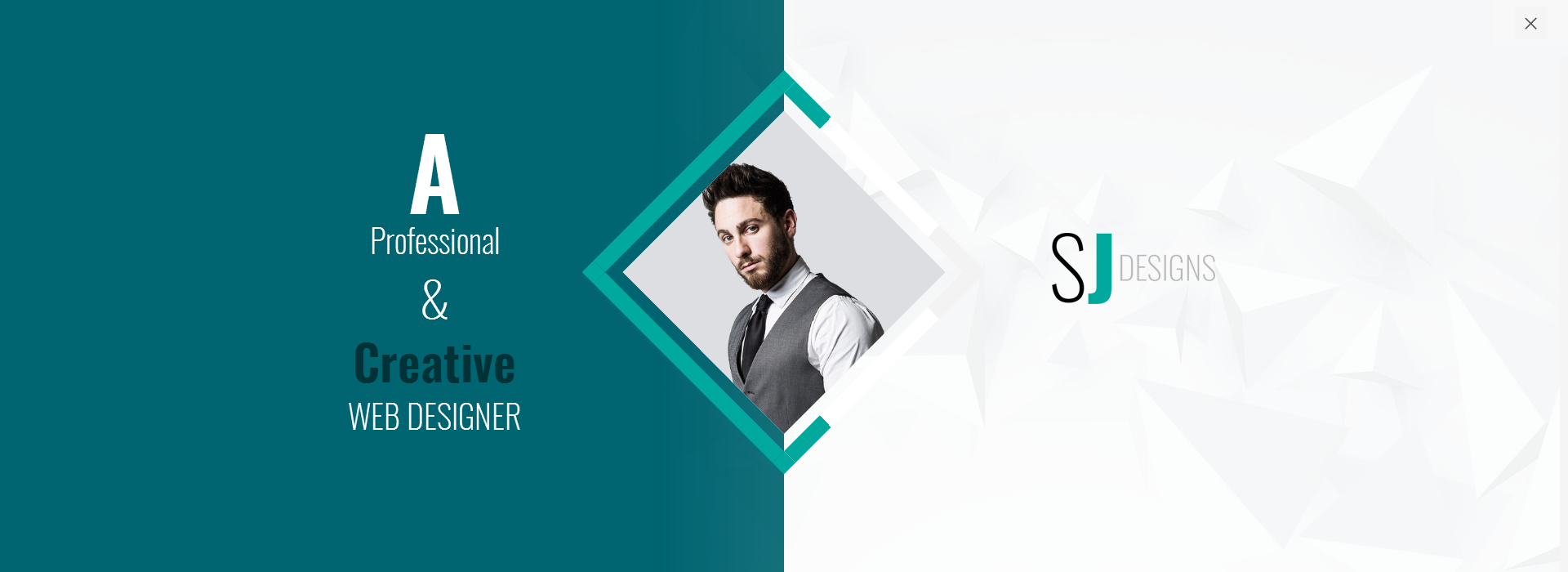 SJ DESIGNS Personal vcard Html Template by siddhigalande | ThemeForest