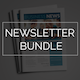 Newsletter Template Bundle - GraphicRiver Item for Sale