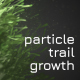 Particle Trails Growth Logo Revealer Kit