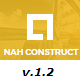 Nah Multipurpose Construction Drupal 8 - ThemeForest Item for Sale