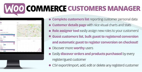WooCommerce Customers Manager - CodeCanyon Item for Sale