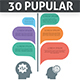 30 Popular Infographic Elements