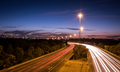 Melbourne Light Trails