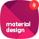 10 Material Design Backgrounds - GraphicRiver Item for Sale