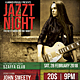 Jazz Night Flyer / Poster