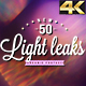 Light Leaks Elements 4K Pack - VideoHive Item for Sale