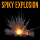 Spiky Explosion - VideoHive Item for Sale