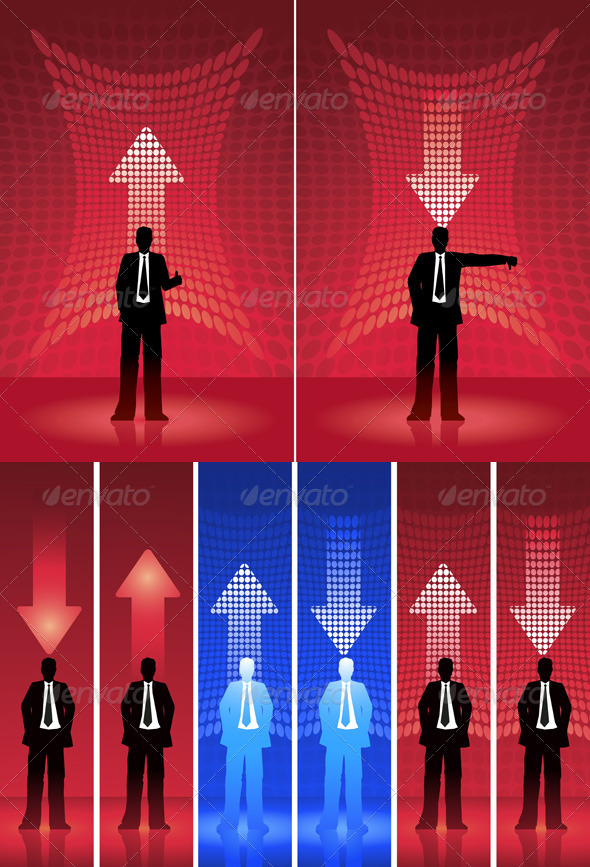 Businessman Posing - Concepts Business